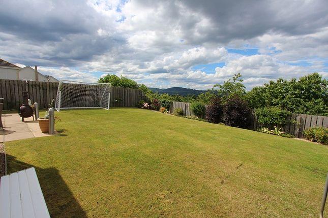 Garden of 33 Slackbuie Way, Slackbuie, Inverness IV2