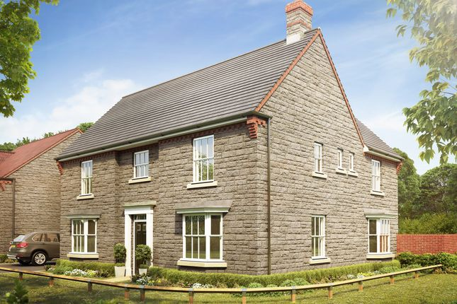 """Thumbnail Detached house for sale in """"Earlswood"""" at Langport Road, Somerton"""