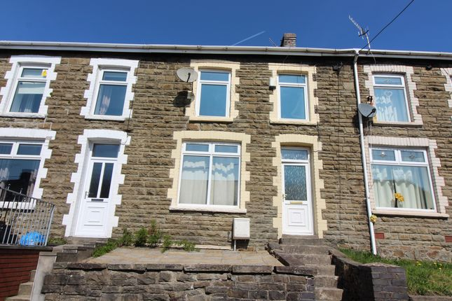 Thumbnail Terraced house to rent in George Street, Maesteg