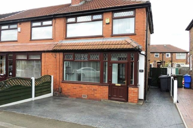 Thumbnail Property to rent in Thrapston Avenue, Audenshaw, Manchester