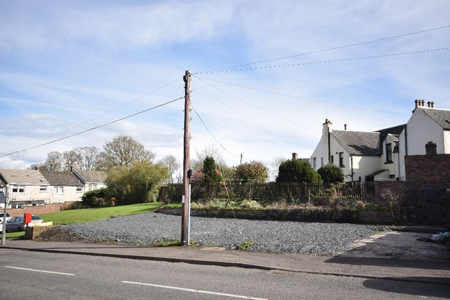 Thumbnail Land for sale in 13 Mill Street, Ochiltree, East Ayrshire