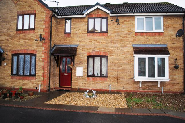 Thumbnail Terraced house to rent in Teal Close, Scawby Brook, North Lincolnshire