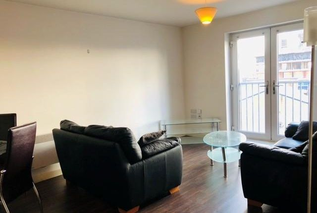 Living Room of The Quantum, Chapeltown Street, Manchester M1