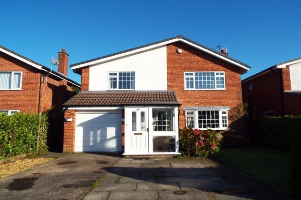 Thumbnail Detached house to rent in Egerton, High Legh, Knutsford