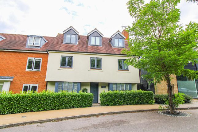 Thumbnail End terrace house for sale in Maypole Street, Newhall, Harlow