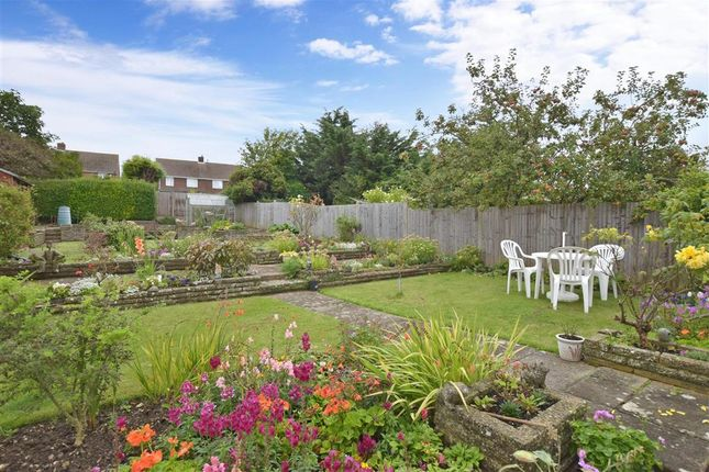Thumbnail Bungalow for sale in The Hillway, Fareham, Hampshire