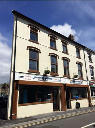 Flat for sale in Station Road, Burry Port