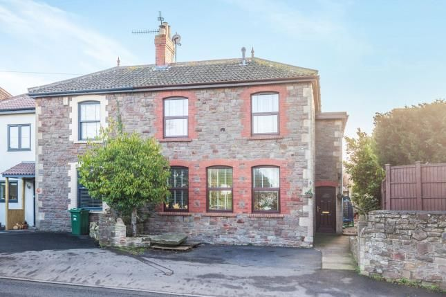Thumbnail Semi-detached house for sale in West Town Road, Backwell, Bristol