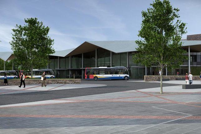 Retail premises to let in Purpose Built Unit, Merthyr Tydfil Bus Station, Merthyr Tydfil