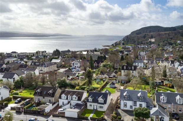 Thumbnail Detached house for sale in Mary Street, Dunoon, Argyll And Bute