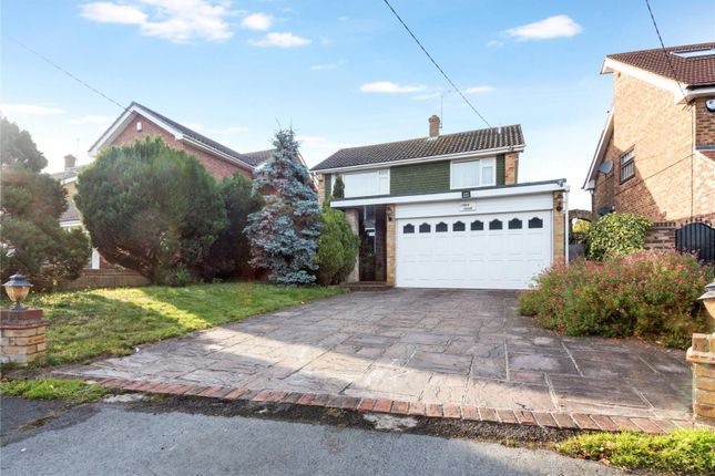 Thumbnail Detached house for sale in Tysea Hill, Stapleford Abbotts, Romford, Essex