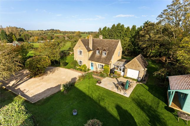 Thumbnail Detached house for sale in Station Road, Lower Heyford, Oxfordshire
