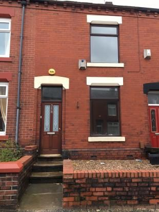 Thumbnail Terraced house to rent in Denton Lane, Chadderton, Oldham, Greater Manchester