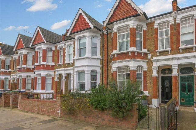 Thumbnail Terraced house for sale in Keslake Road, London