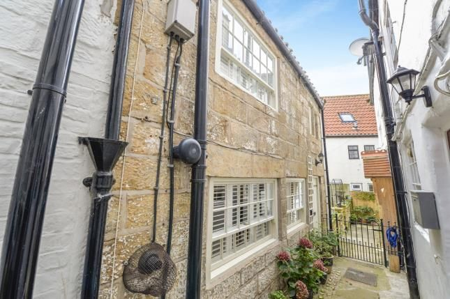 Thumbnail Semi-detached house for sale in Abbey Inn Yard, Flowergate, Whitby, North Yorkshire