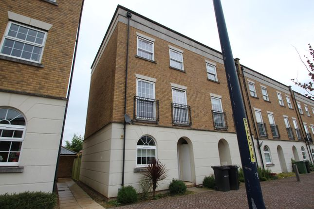 Thumbnail Town house for sale in Tarragon Road, Maidstone, Kent