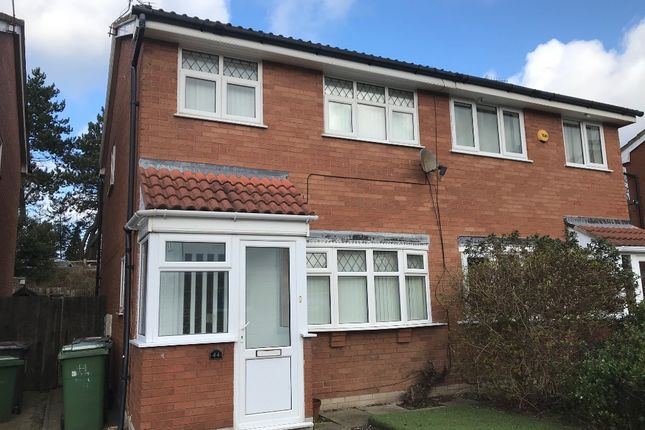 Thumbnail Semi-detached house for sale in Madeley Drive - Sales, West Kirby, Wirral