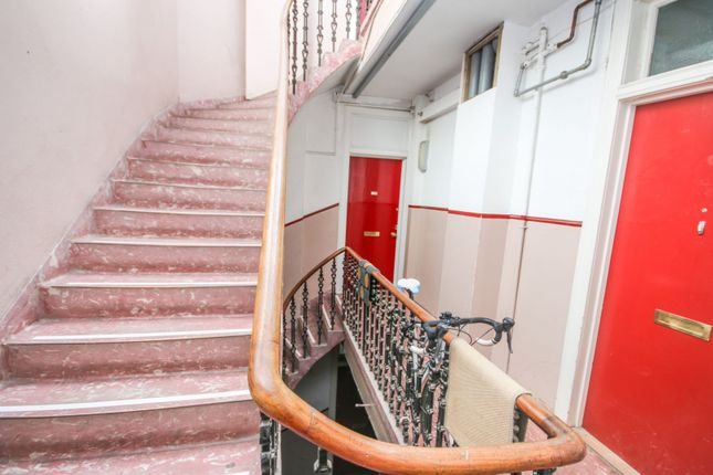 Staircase of Fowler Terrace, Edinburgh EH11