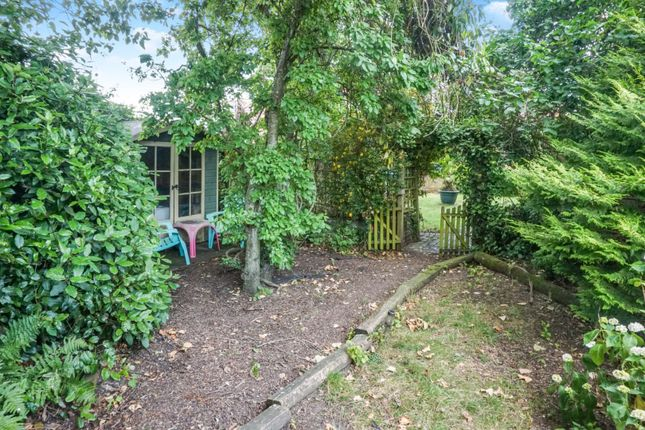 Garden of Lushington Hill, Wootton Bridge PO33