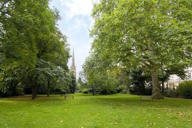 Communal Gardens of Warwick Square, Pimlico, London SW1V