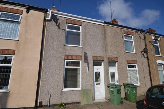 Thumbnail Terraced house to rent in Harold Street, Grimsby