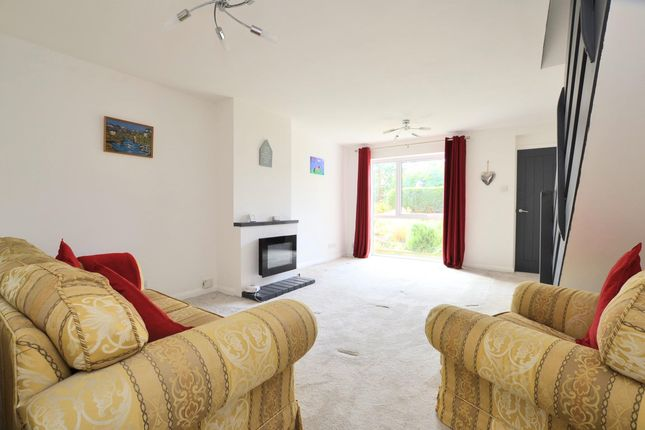 Thumbnail Semi-detached house for sale in Whiteway Road, Bath