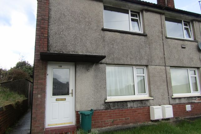 Thumbnail Flat for sale in Maesgwyn, Aberdare