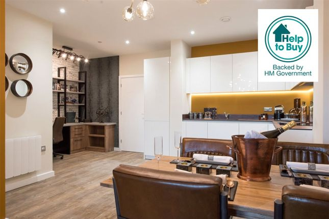 1 bed flat for sale in Warley HQ, Eagle Way, Warley, Brentwood CM13