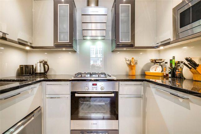 Kitchen of Cumberland Street, Pimlico, London SW1V