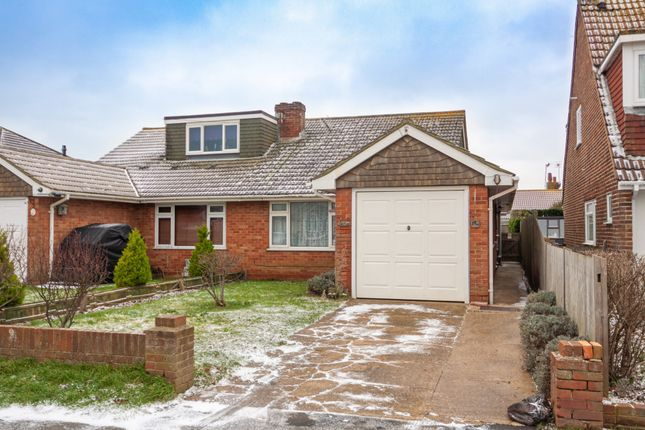 Thumbnail Bungalow to rent in Seaview Avenue, Peacehaven