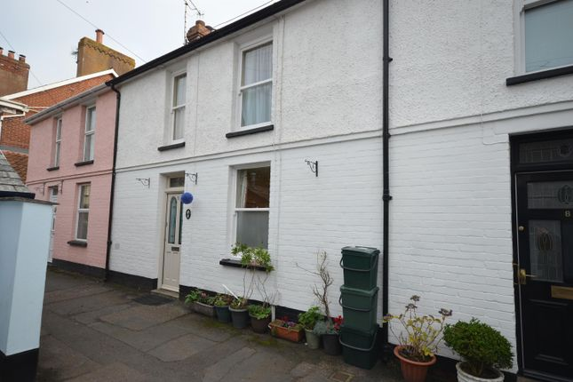 Thumbnail Terraced house for sale in Majorfield Road, Topsham, Exeter.