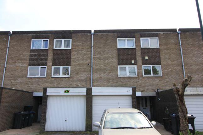 Thumbnail Terraced house to rent in Sherborne Grove, Edgbaston, Birmingham