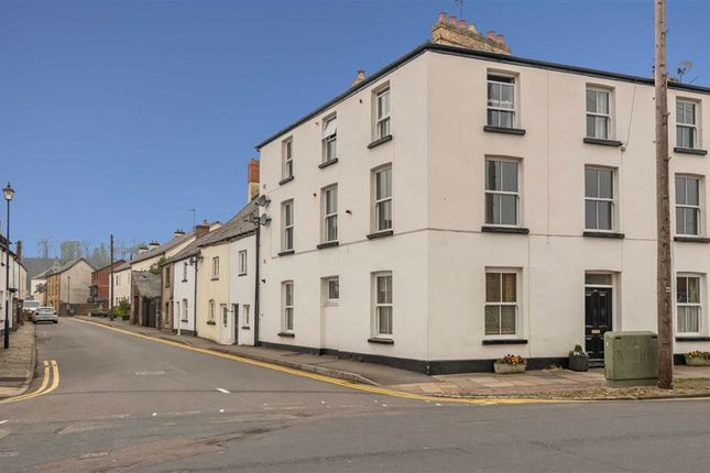 Thumbnail Flat for sale in Maryport Street, Usk, Monmouthshire