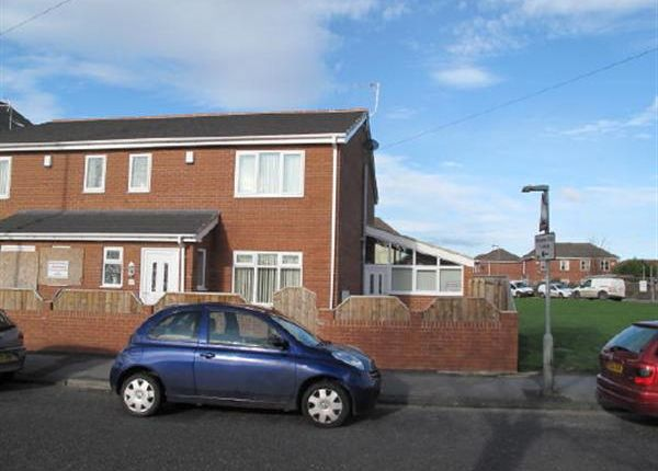 Thumbnail Semi-detached house for sale in Green Lane, South Shields