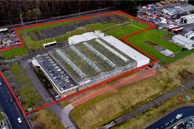 Industrial to let in Birkhill Factory, Myrekirk Road, Dundee