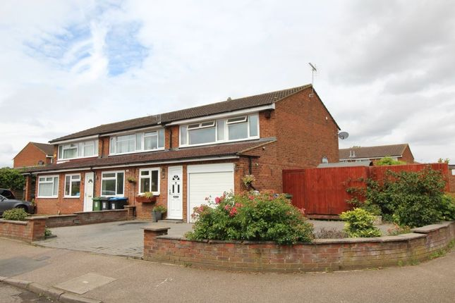 Thumbnail Semi-detached house for sale in Epping Green, Woodhall Farm, Hemel Hempstead