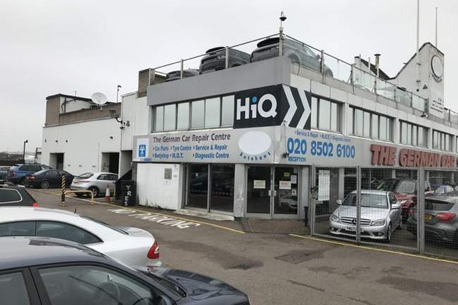 Thumbnail Warehouse to let in 181, Forest Road, Hainault