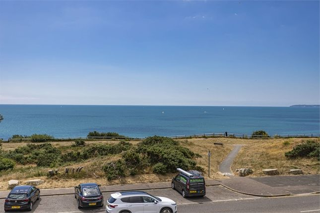 Thumbnail Flat for sale in Aquila, 21 Boscombe Overcliff Drive, Bournemouth, Dorset
