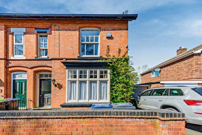 Thumbnail Semi-detached house for sale in Eastern Road, Wylde Green, Sutton Coldfield, West Midlands