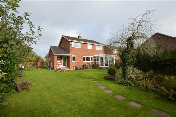 Thumbnail Detached house for sale in Rectory Close, Yate, Bristol