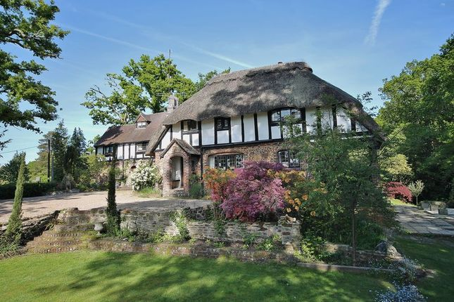 Thumbnail Detached house for sale in Spinney Lane, West Chiltington, Pulborough