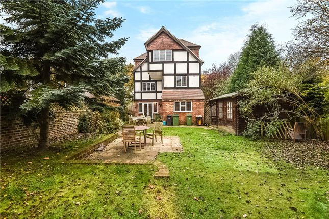 Thumbnail Detached house to rent in Grand Avenue, Camberley, Surrey