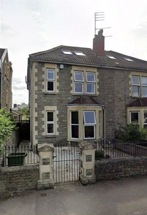 Thumbnail Semi-detached house to rent in Shrubbery Road, Downend, Bristol