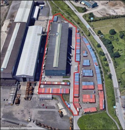 Thumbnail Industrial to let in Haverton Hill Road, Haverton Hill Industrial Estate, Billingham