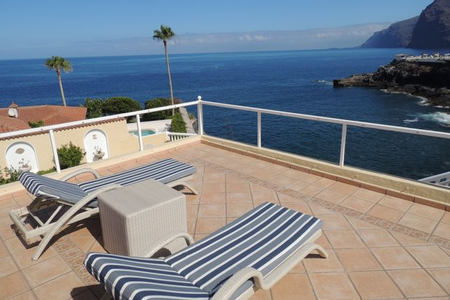 Thumbnail Villa for sale in Crab Island, Calle Hibisco, Los Gigantes, Tenerife, Canary Islands, Spain