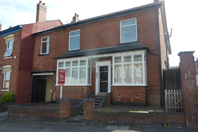 Thumbnail Flat to rent in Mary Street, Balsall Heath