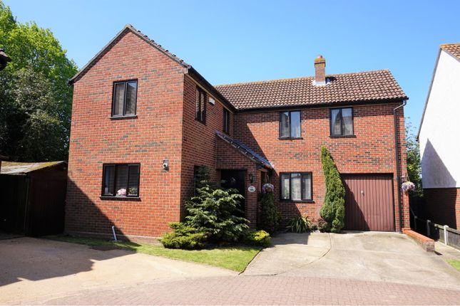 Thumbnail Detached house for sale in Homefield Way, Colchester
