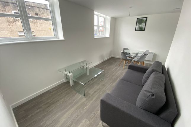 1 bed flat to rent in Wallgate Apartments, Victoria Mill, Miry Lane, Wigan WN3