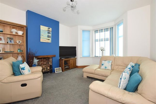 Thumbnail End terrace house for sale in Newcomen Road, Sandown, Isle Of Wight
