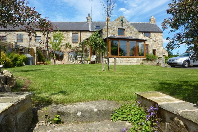 Thumbnail Farmhouse to rent in Old Farm, Acomb, Northumberland